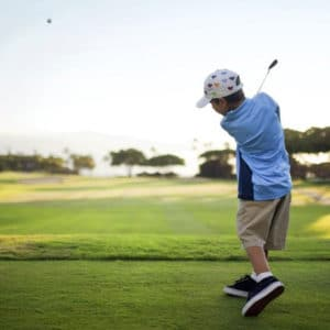 Golfmedlemskap junior