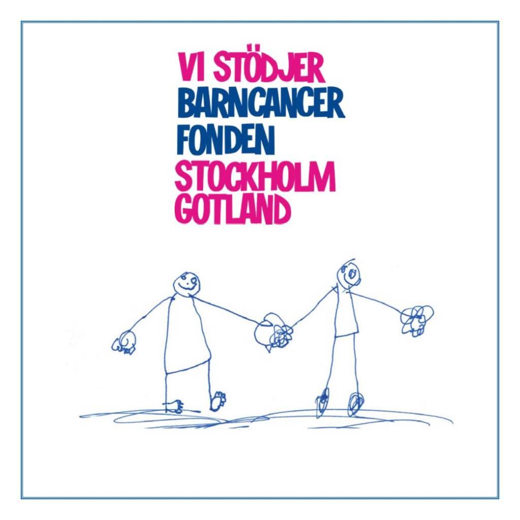 Sparren GK stödjer Barncancerfonden Gotland