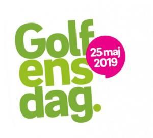 Golfens dag på Sparrens GK den 25 maj